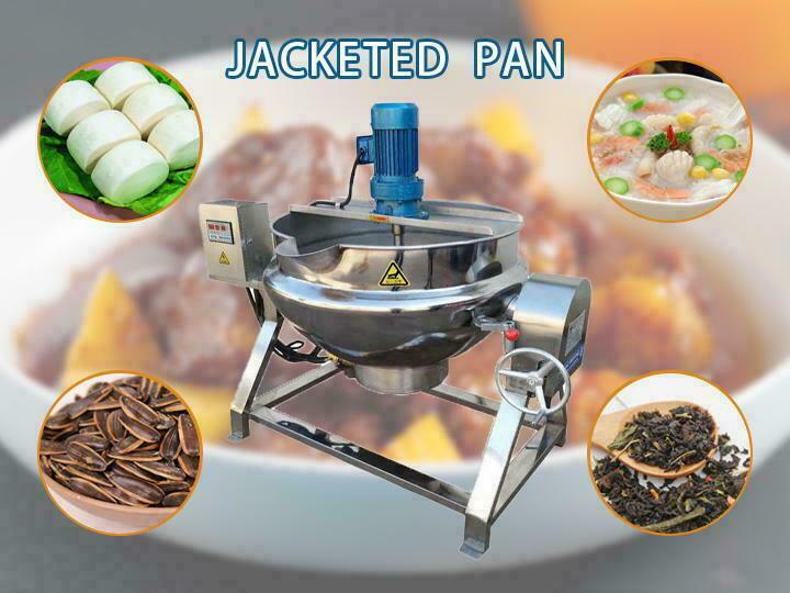 Jacketed Pan