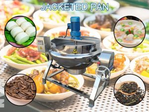 Jacketed Pan