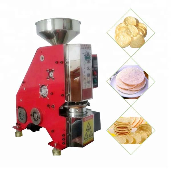 Korea rice cake maker