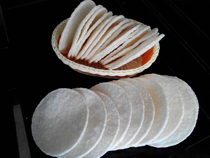 Korea rice cake