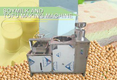 Soymilk and Tofu Making Machine