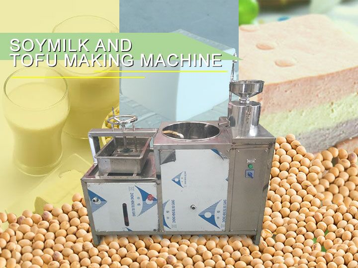 Soymilk and Tofu Making Machine