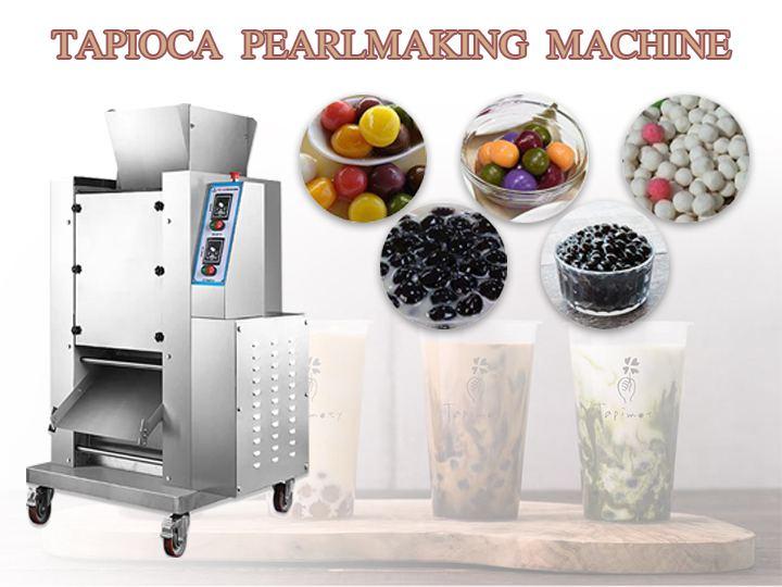 Tapioca-Pearl-Making-Machine