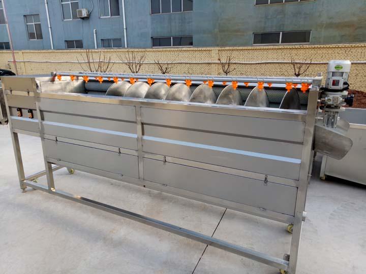automatic peeler machine manufacturer