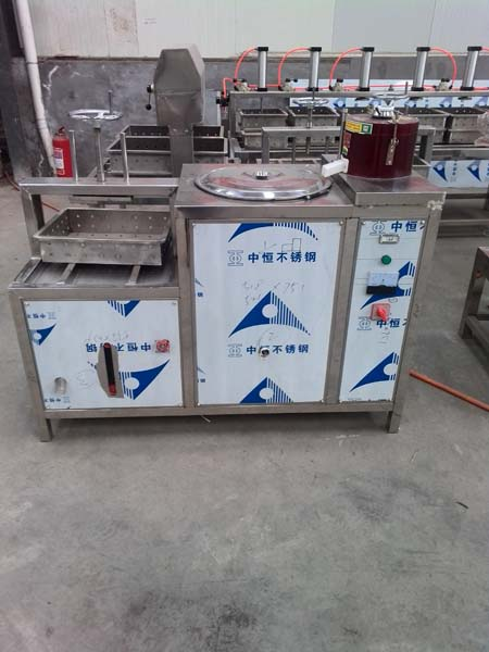 integrated soymilk and tofu making machine