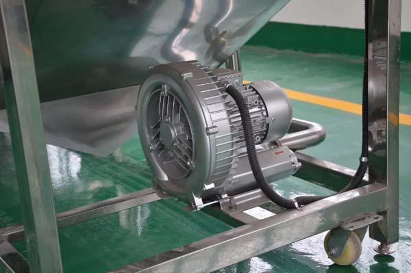 supercharger motor