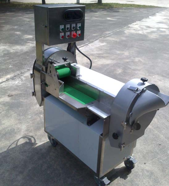 electric vegetable and fruit cutter chopper machine