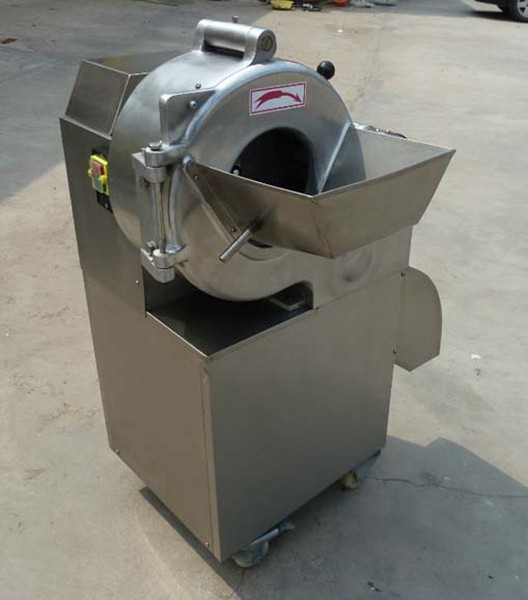 vegetable and fruit dicing machine details