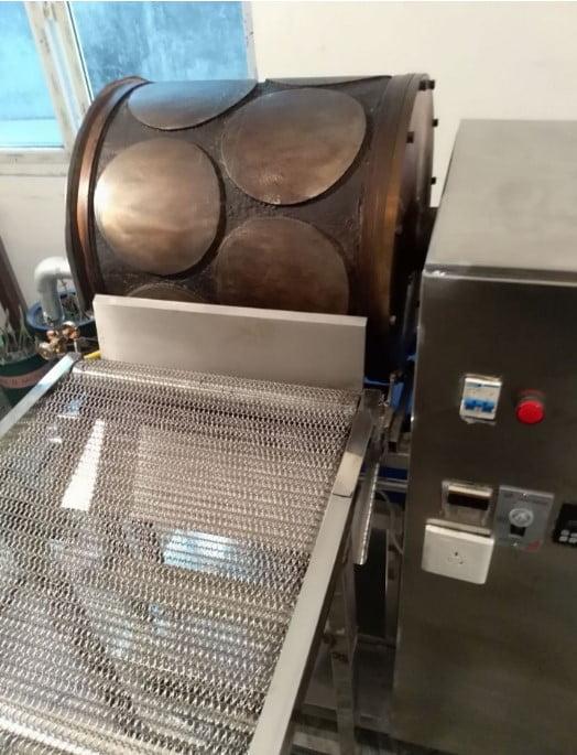 commercial injera making machine