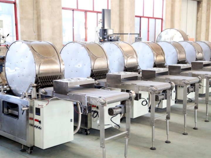 spring roll machine manufacturer