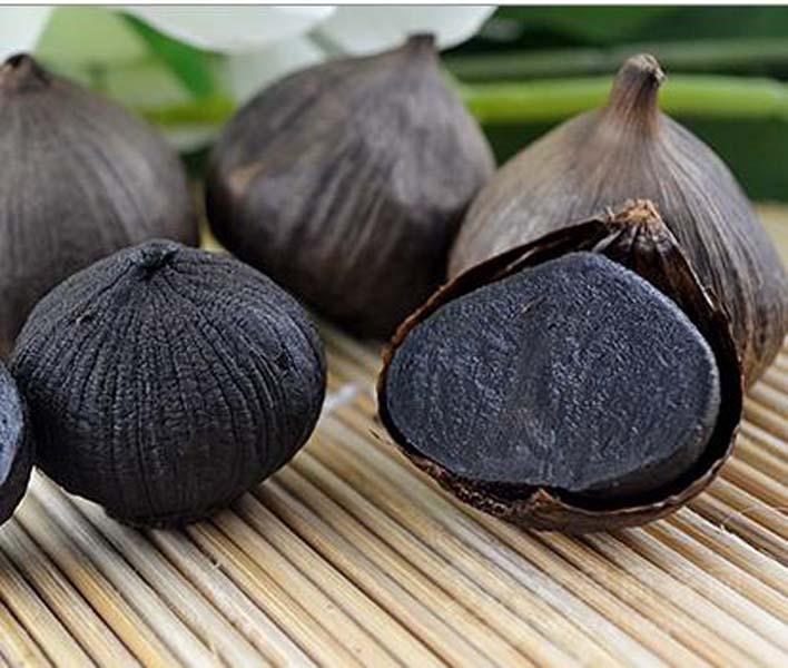 black garlic making