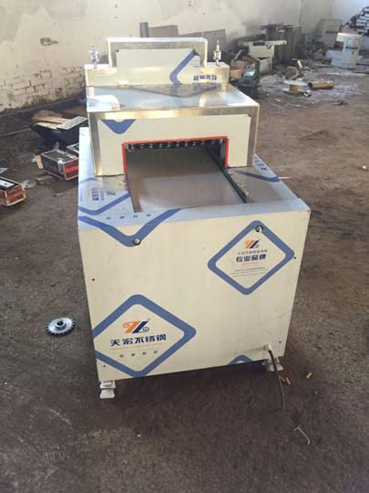 commercial chicken cutting machine for sale