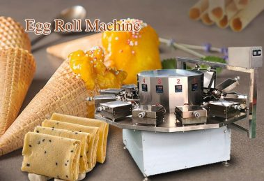 egg roll machine