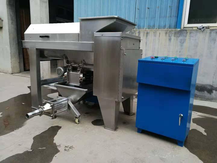 grape crushing machine