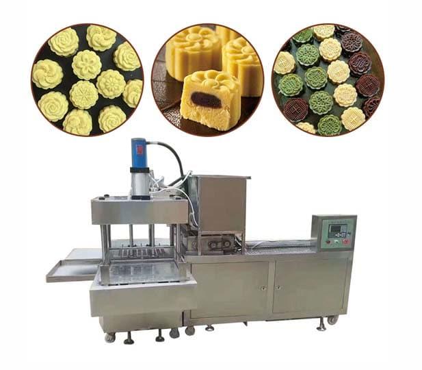mung bean cake machine