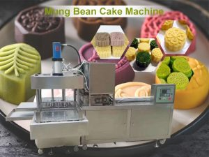 mung bean cake making machine
