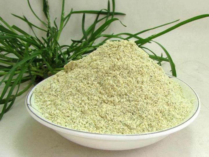 Mung bean powder