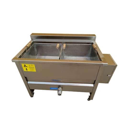 3. Blanching machine