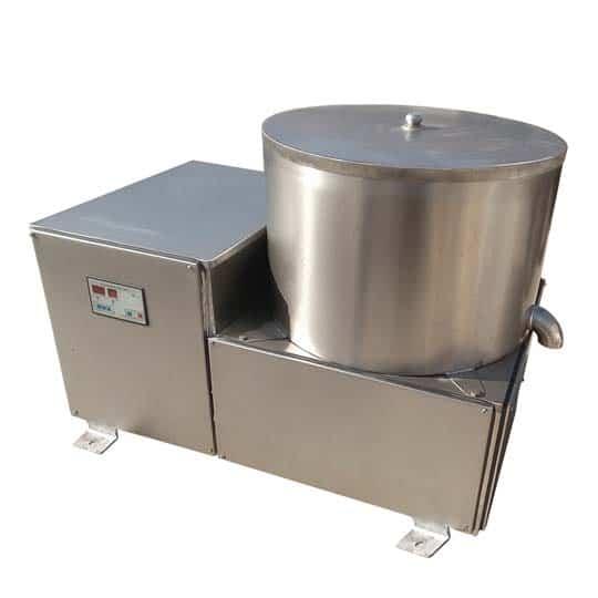 4. Dewatering machine