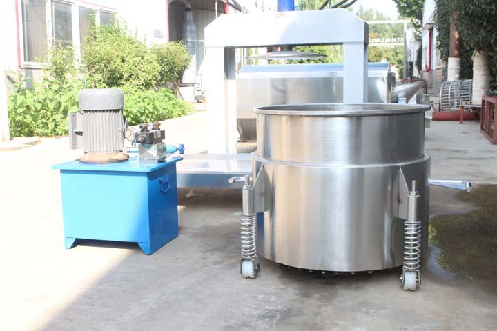 cassava dehydrating machine