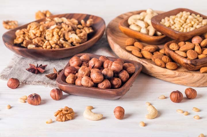 clean shelling for all kinds of nuts