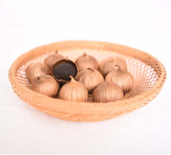 delicious black garlic