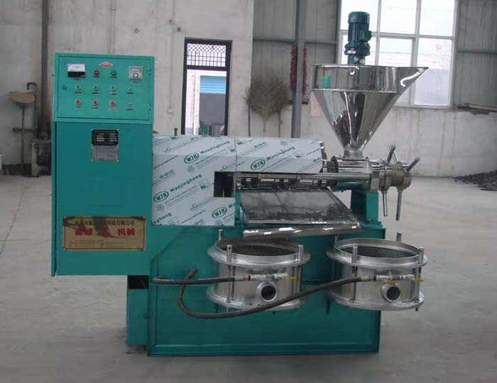 edible oil squeezing machine