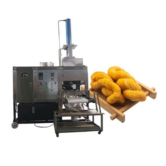 fried dough twist machine
