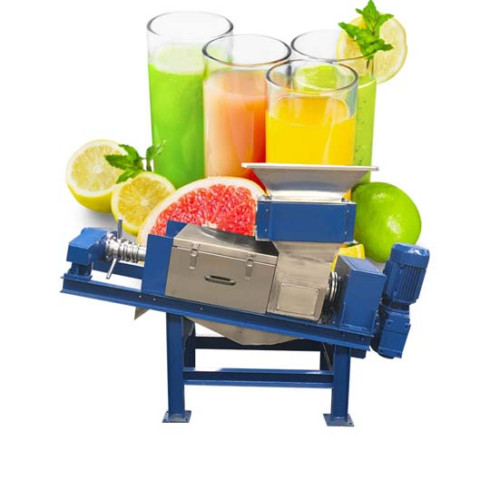 fruit juice making