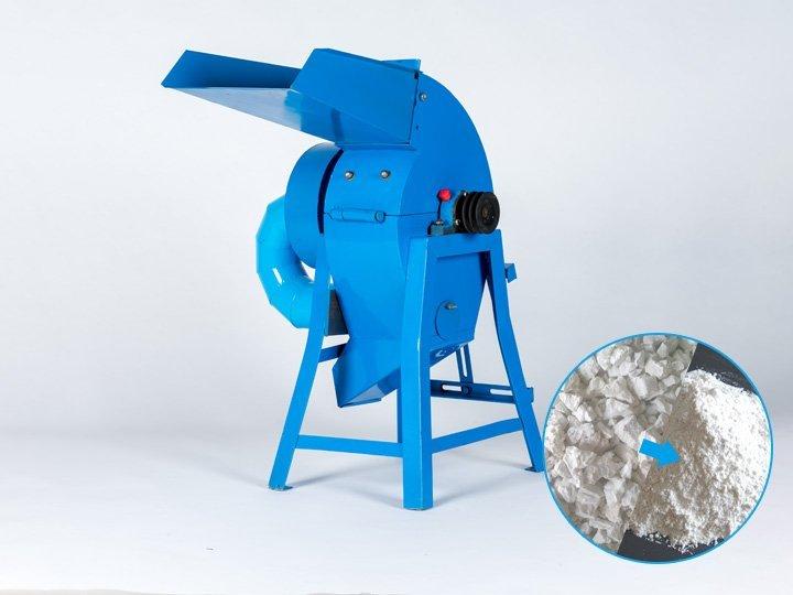 garri crushing machine