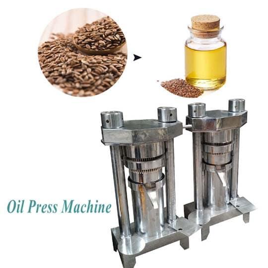 high-efficient oil pressing machine