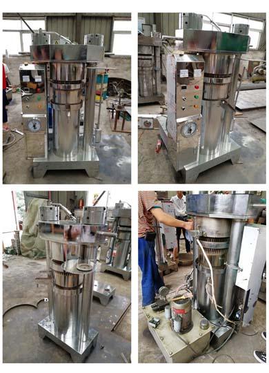 oil extractor machine in stock