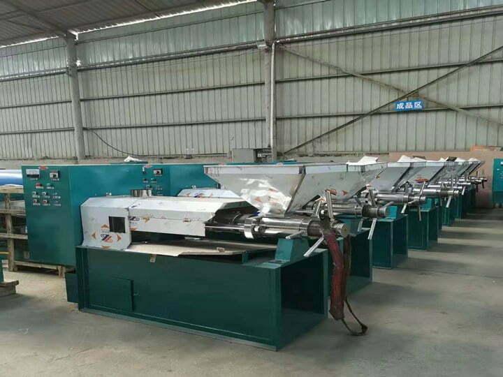 screw oil press machine for sale