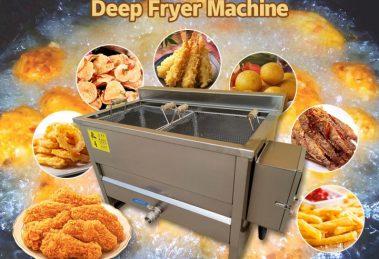 small deep fryer machine