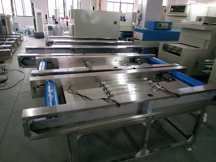 ultraviolet sterilizer equipment