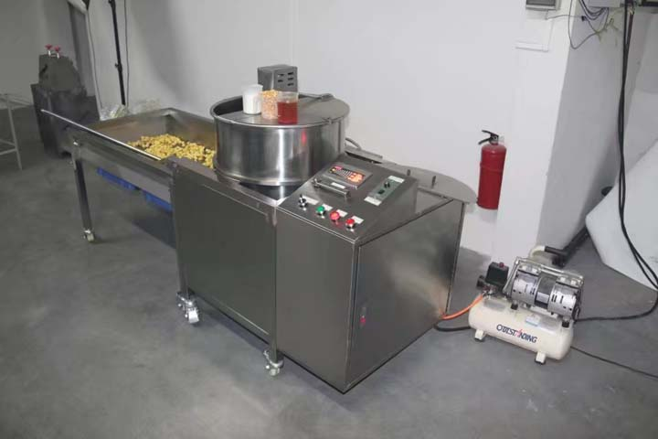 electric heating popcorn machine