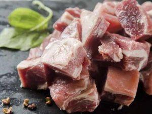 meat cutting