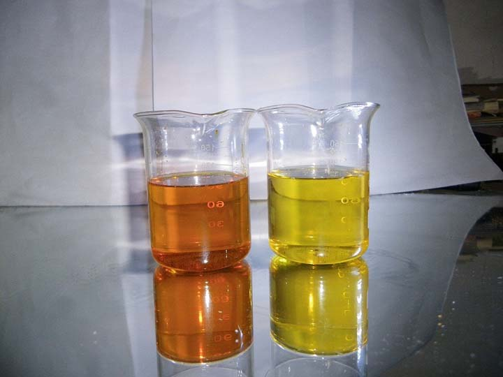 oil filtering craft