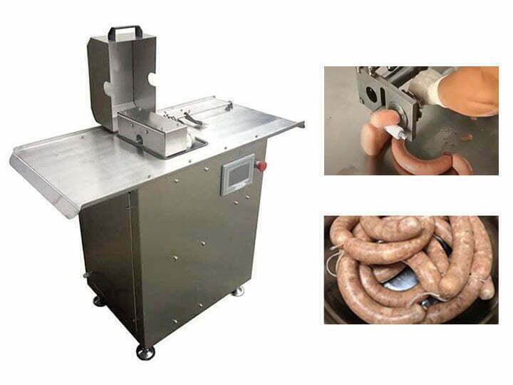 sausage knotting machine