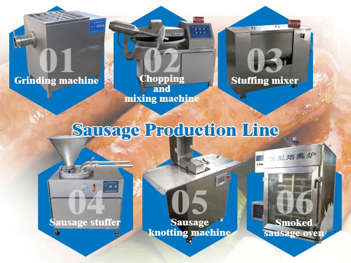 sausage maker machine