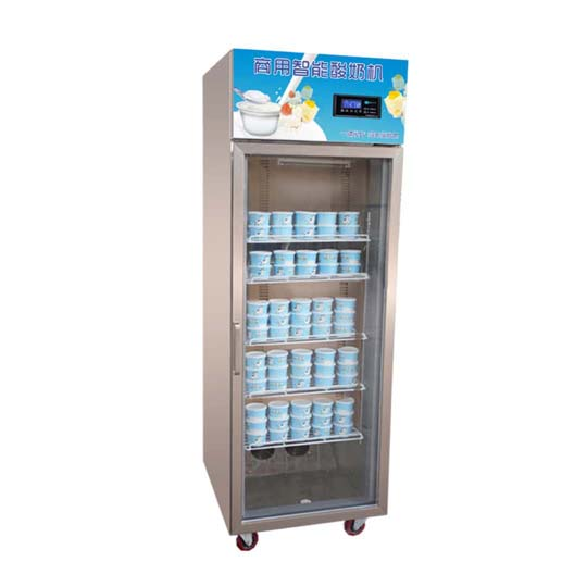 single-chamber yogurt machine