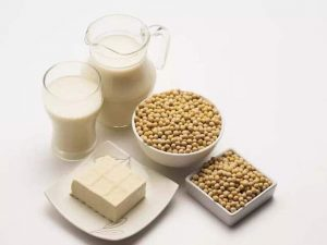soymilk and tofu making