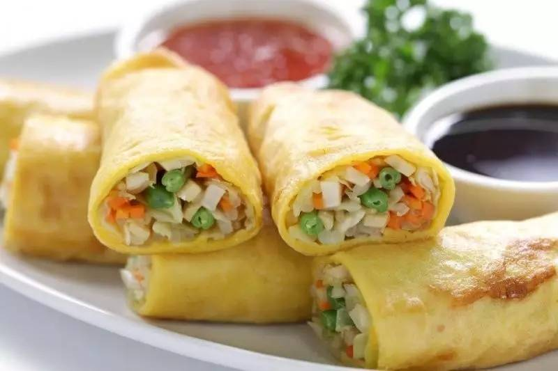 spring roll sheets for use