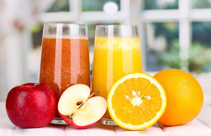 all kinds of fruit juice can be made
