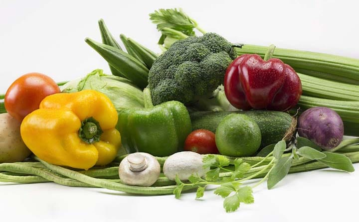 all kinds of vegetables for dewatering