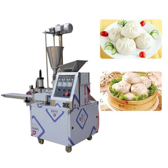 automatic bun making machine