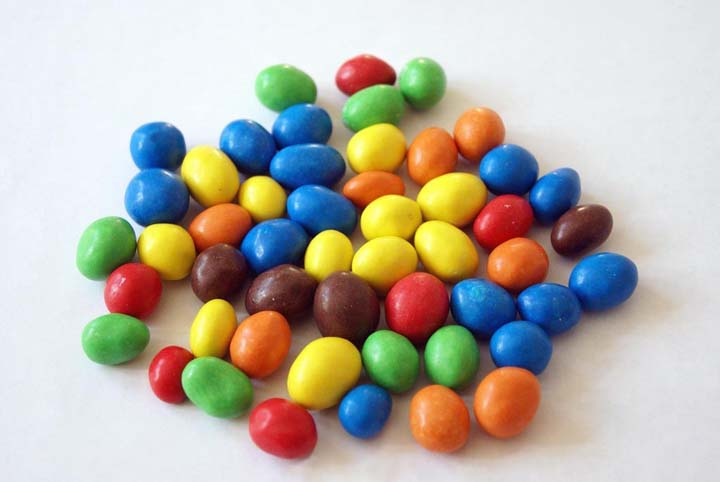 candy coating