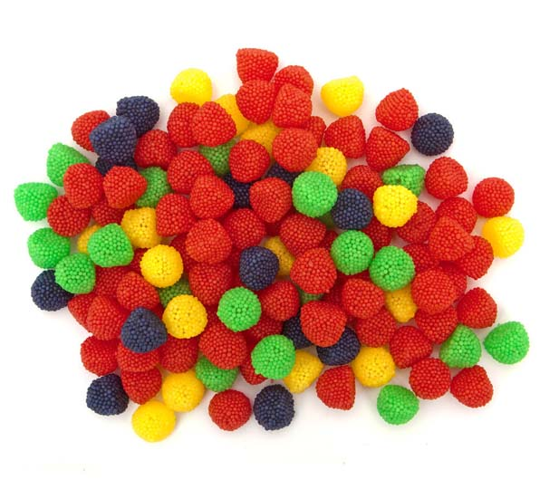 coated candy