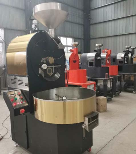 coffee roasting machine in stock