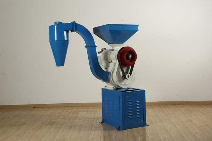 dry coffee beans sheller machine